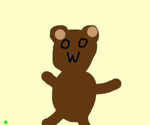 OwO teddy bear