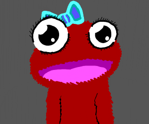 female elmo