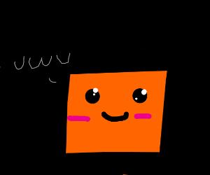 Murderous orange square