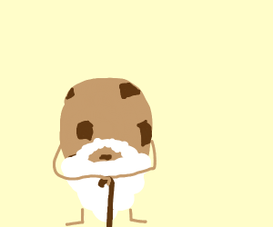 A noble cookie