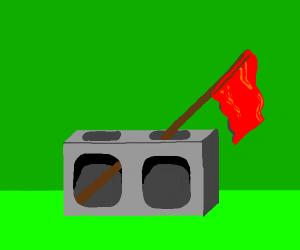 Block/report flag