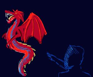 Tracing a dragon