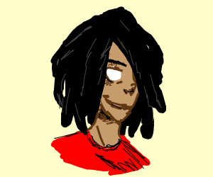 emo guy with dreads is possessed