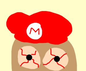 mario does drugs