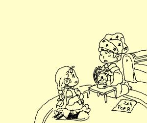 Kid Fortune Teller