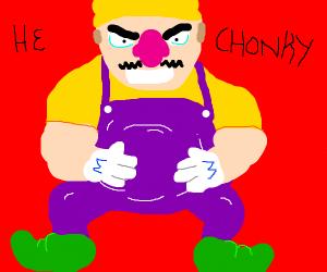 CHONK wario