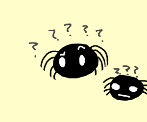 Confusing Spiders