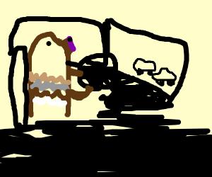 Ferret Driving