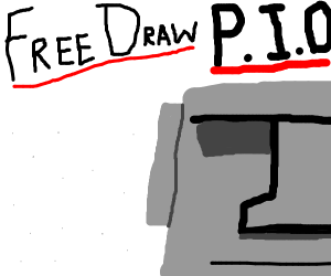 free draw p ass it on