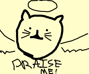 god cat