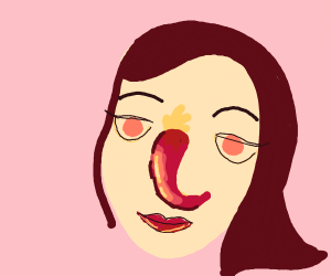 Chili nose
