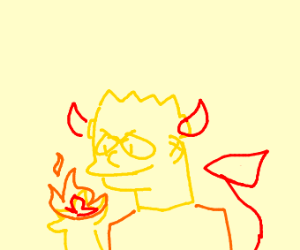 Demon Bart