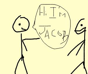 jacob introduces himself!