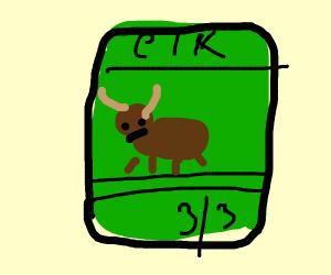 A 3/3 Elk