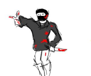 Murderer likes Fortnite