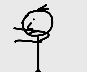 Greg Heffley shows us his dab