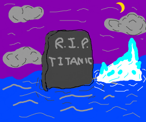 Titanic Cemetary