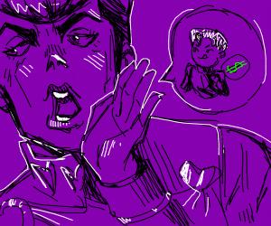 Koichi really steals (no dignity)