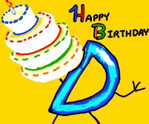 guys its my birthday :)