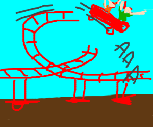 roller coaster tycoon death coaster