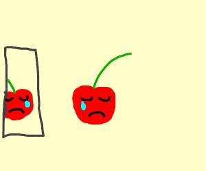 Cherry w/ low self-esteem
