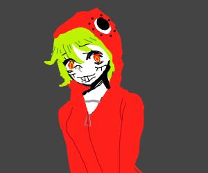 Matryoshka Red Riding Hood