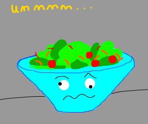 Confused salad