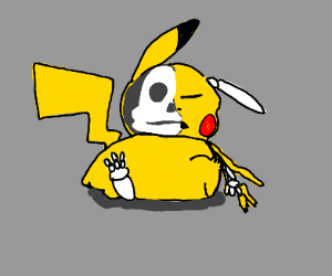 Decomposing Pikachu
