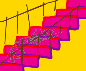 Triangular Slinky