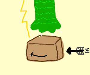 Amazon Box, you're doomed!