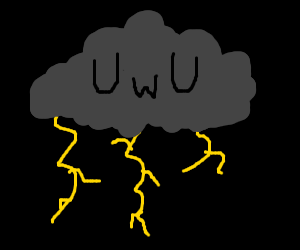 UwU thundercloud
