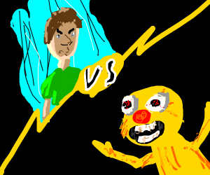 Shaggy vs. Yellmo