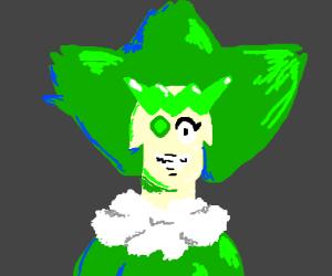 Emerald from steven universe
