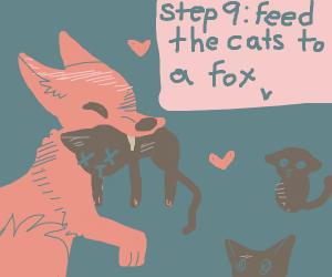Step 8: Get 50 cats!