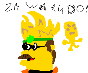 Ned Flanders As Dio