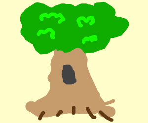 Tree in the Tree Tops