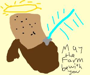 the sacred jedi potato
