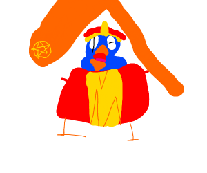 Draw your worst king Dedede