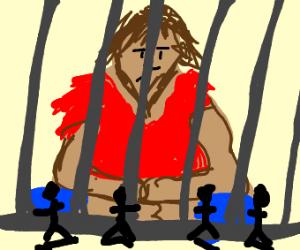 Giant Jail