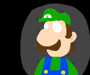 Luigi has seen things