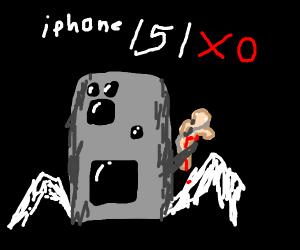 New iPhone kills a person