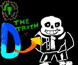Game theory: Drawception is Sans from Mother