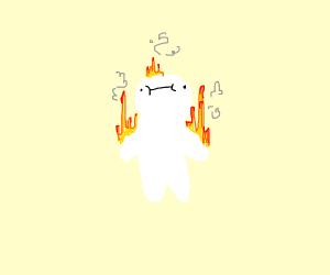 Human Blaze