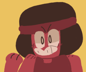 Ruby from Steven Universe!