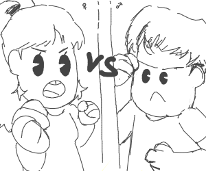 Girl VS Boy