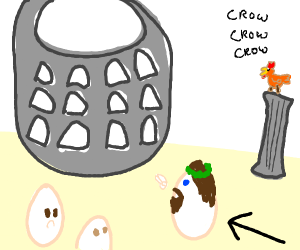 Egg Jesus