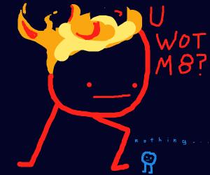 You wanna go M8?