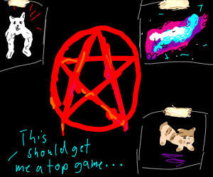 Demonic starter pack to get a top game