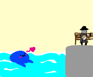 Blue Whale loves Detective