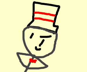 Top Hat Dude